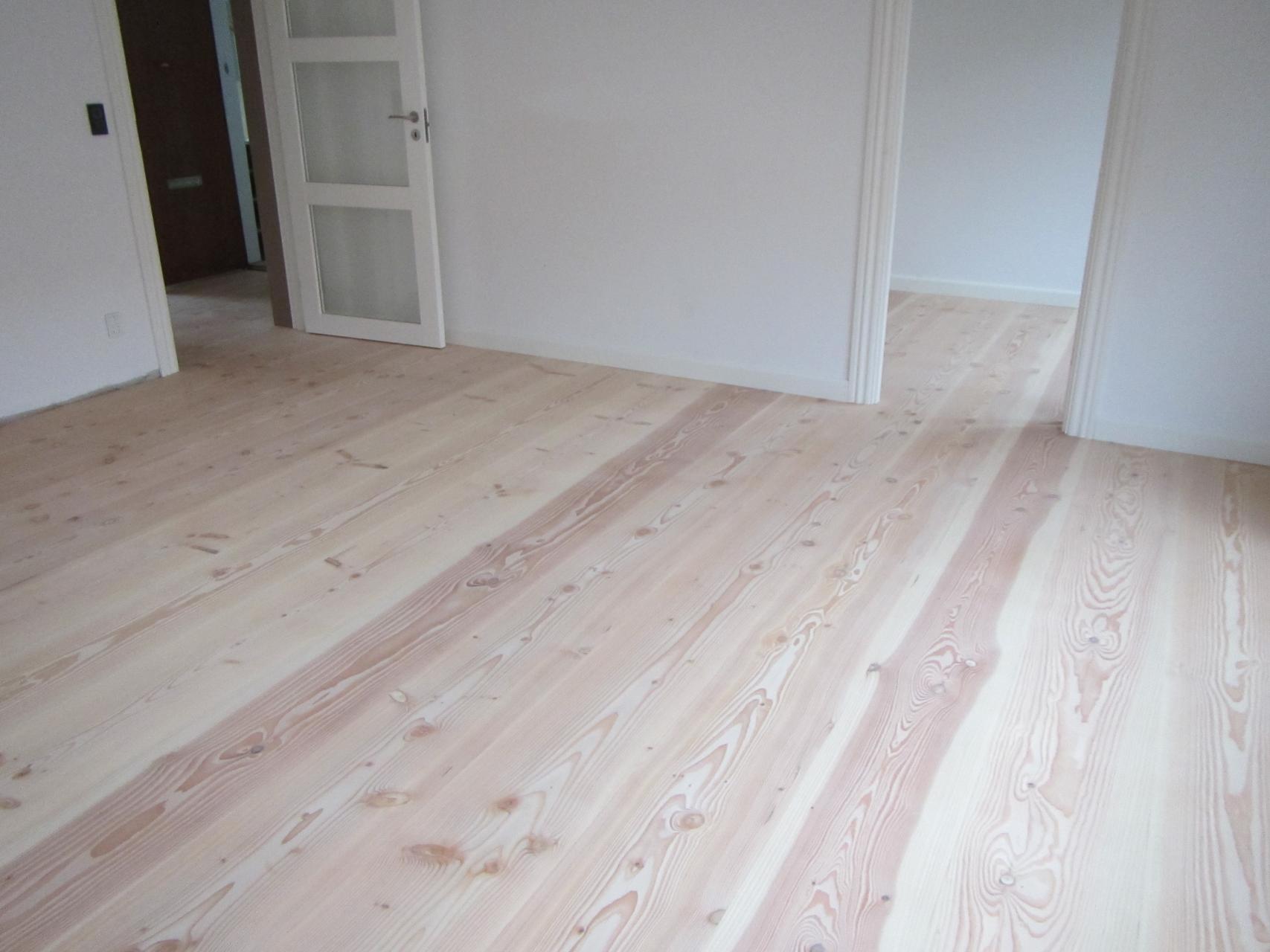 Lejlighed i Gentofte   Dansk plank jydsk gulvdesign